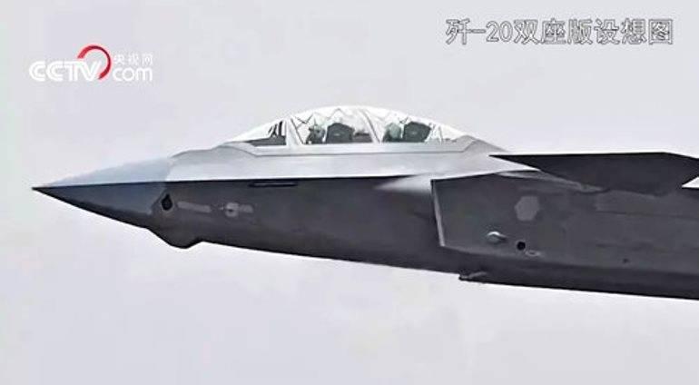 China crea un nuevo tipo de caza furtivo