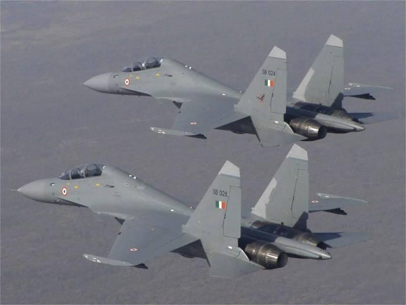 In India: la probabilità di acquistare combattenti 40 Su-30MKI è aumentata