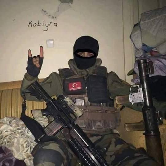 西側のメディアでは、テロリズムのスポンサーとしてトルコを認めることを申し出ました