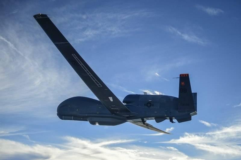 Avión de inteligencia estadounidense observado en la región de Transnistria.