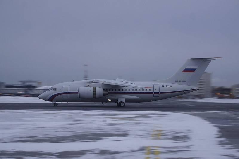 最後の2つのAn-148-100E航空機は中央軍事地区の航空連隊に入った
