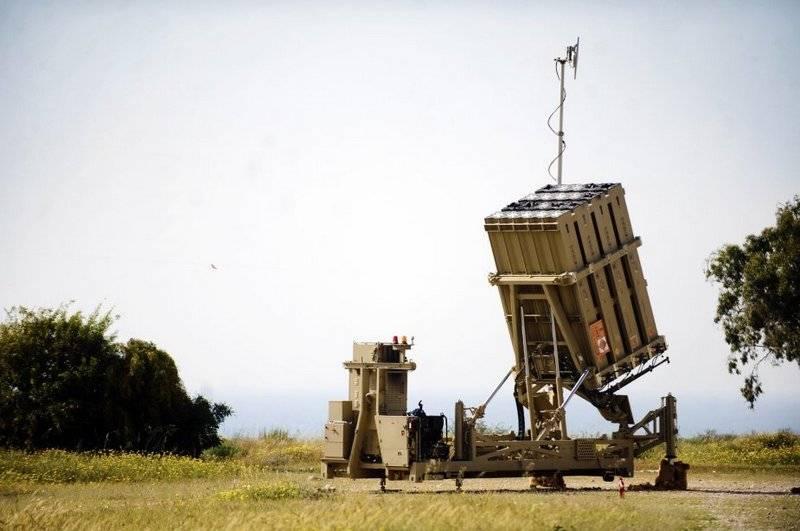 Le département américain de la Défense est prêt à acquérir le système de défense aérienne israélien Iron Dome