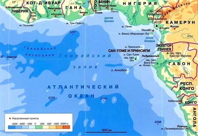 Piratas del siglo XXI. ¿Por qué el Golfo de Guinea es peligroso para el envío?