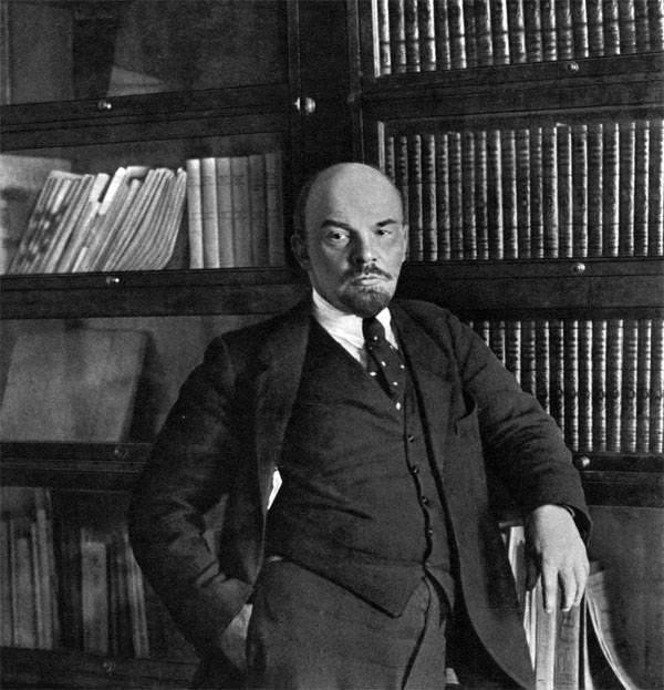Hace 95 años Lenin murió