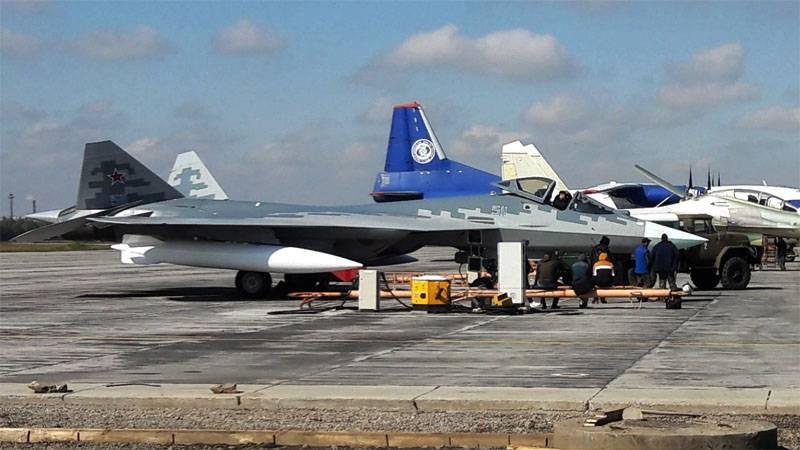 中国では、ロシア連邦向けのSu-57の少量購入に驚いた