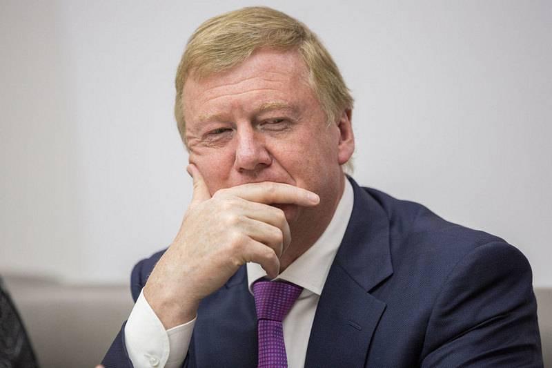 Чубайс рассказал Захаровой о своих заслугах в возрождении России