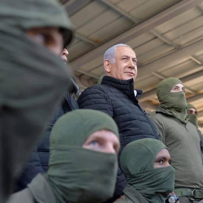 Netanyahu explica por qué Israel está atacando a las tropas sirias