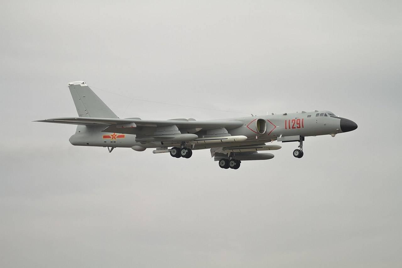 Perspectiva de los proyectos chinos de bombarderos de largo alcance.