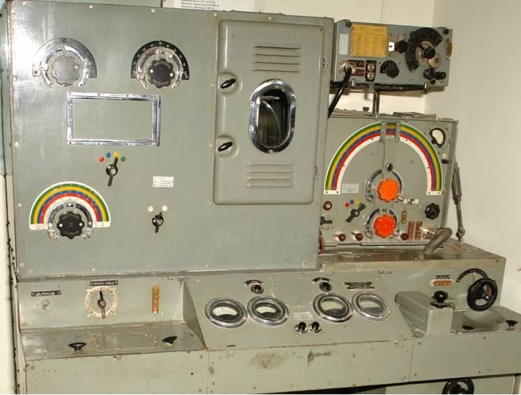 1940-1945 में घरेलू सैन्य संचार का उत्पादन। अंत