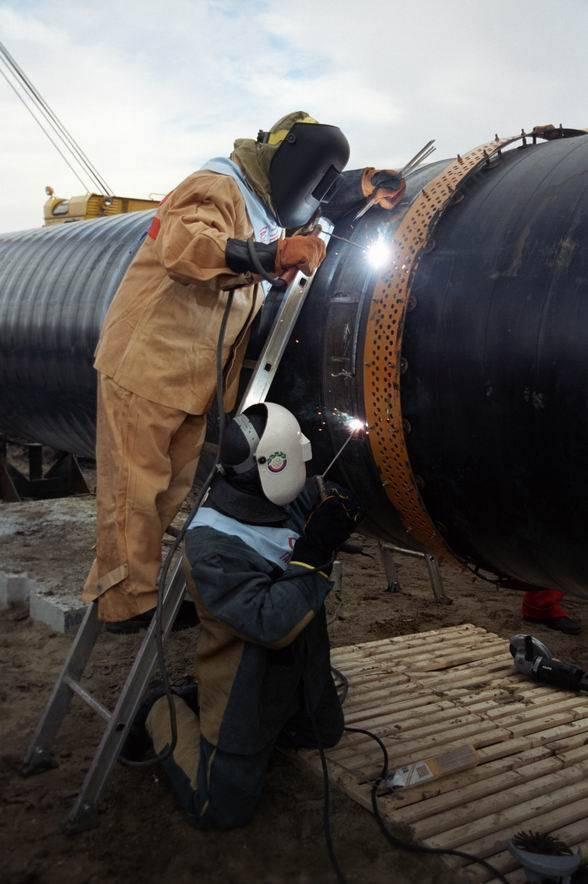 ब्रसेल्स यूक्रेन के माध्यम से रूसी गैस के पारगमन के लिए एक प्रस्ताव के साथ आया था