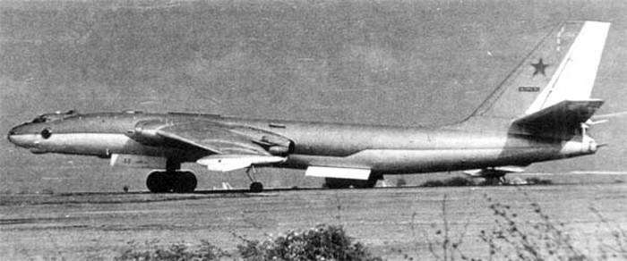 M-4 sovietico. Il primo bombardiere jet strategico del mondo