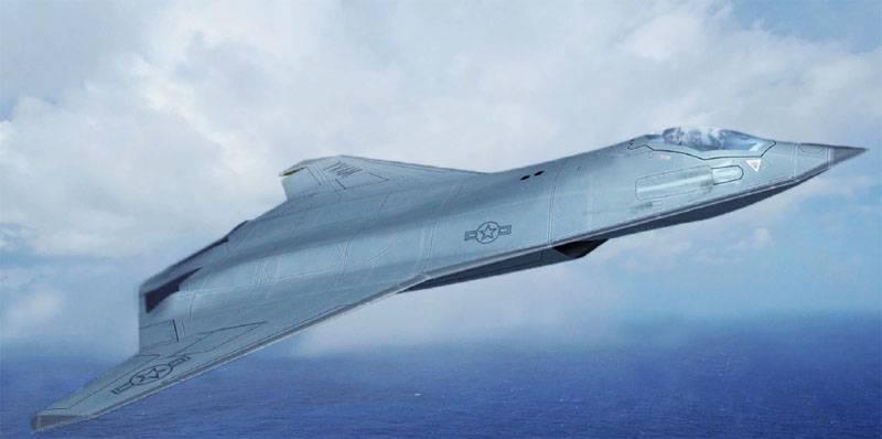 En los Estados Unidos llamó el precio aproximado de la sexta generación de caza PCA