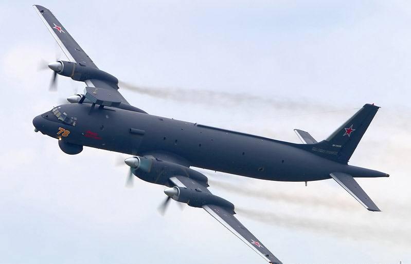 Ministerio de Defensa decidió actualizar el IL-38H