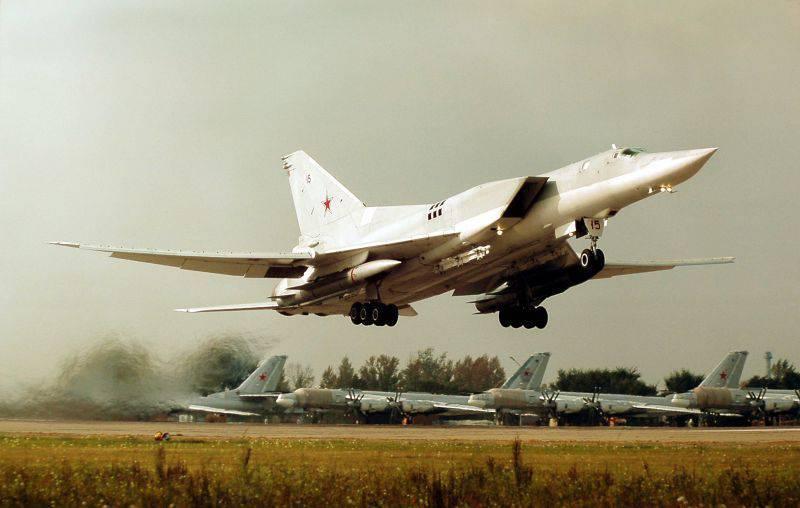 Le missile Tu-22M3 s'est écrasé près de Mourmansk