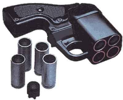 Гражданское короткоствольное оружие в России. Часть 1