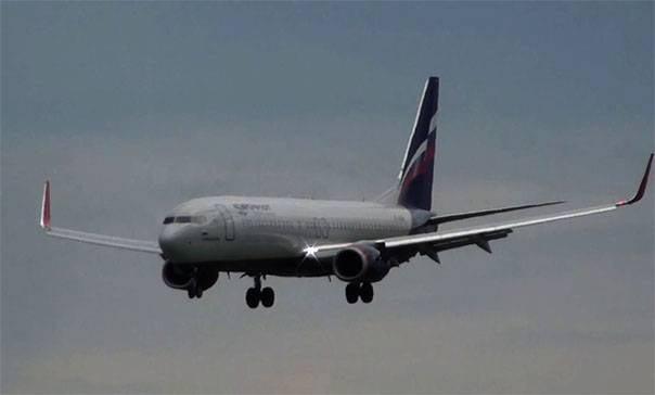 """Le autorità di contrasto di Khanty-Mansiysk hanno arrestato l'aereo di linea """"catturato"""""""