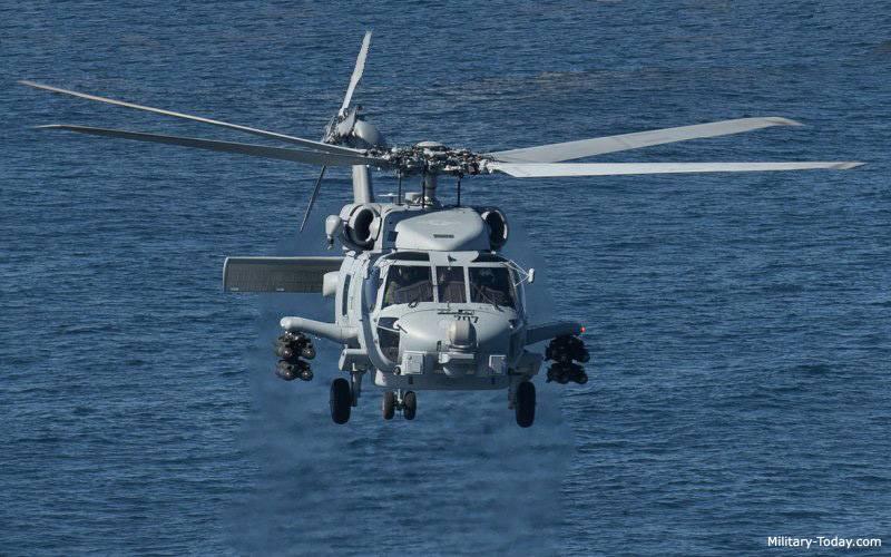 韩国正在改变关于海上巡逻直升机的决定