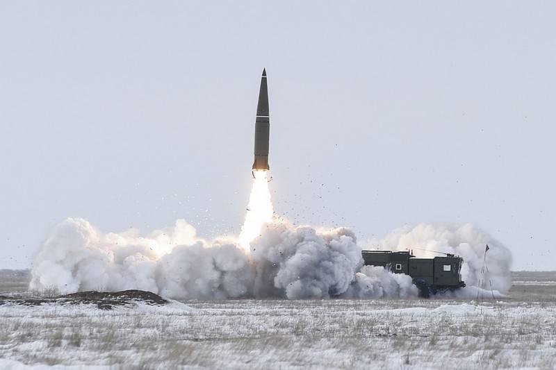 Ministère de la Défense a révélé certaines caractéristiques de la fusée 9М729
