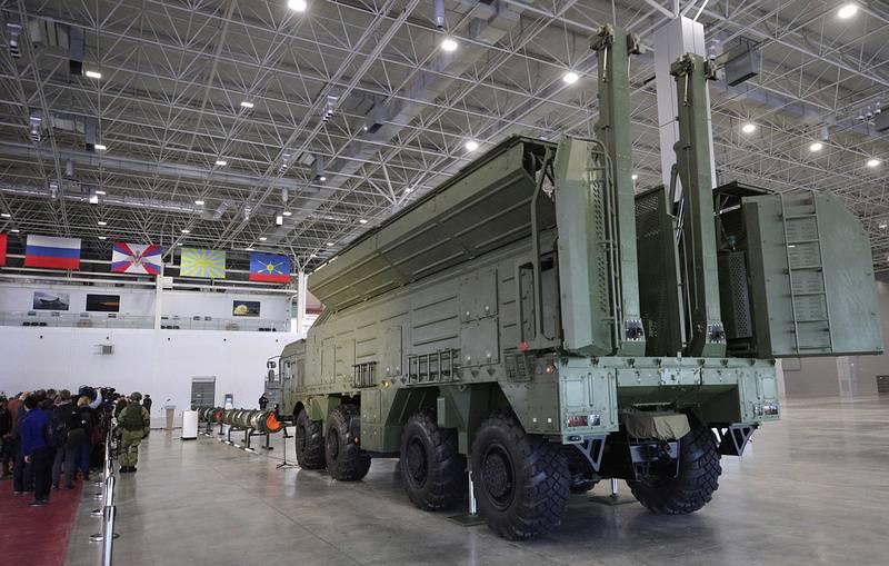 रॉकेट 9М729 पर अमेरिकी सैन्य अताशे ने रक्षा मंत्रालय की अनदेखी की