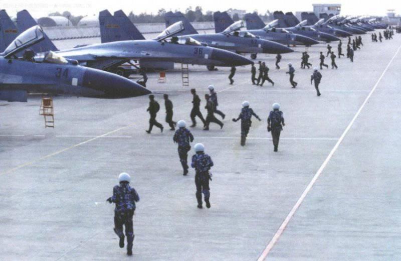 संयुक्त राज्य अमेरिका के साथ रणनीतिक प्रतिद्वंद्विता की पृष्ठभूमि के खिलाफ पीपुल्स रिपब्लिक ऑफ चाइना की वायु रक्षा प्रणाली में सुधार (भाग 3)