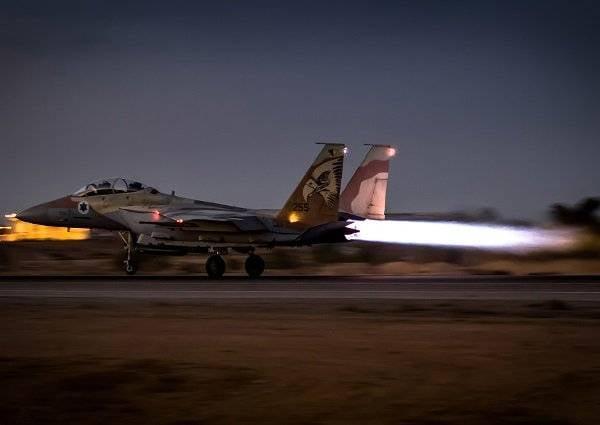 旅団「Al-Quds」 - シリアのイスラエル空軍の主な目標