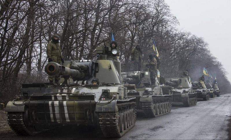 Lukashevich:キエフはドンバスで攻撃を準備しています