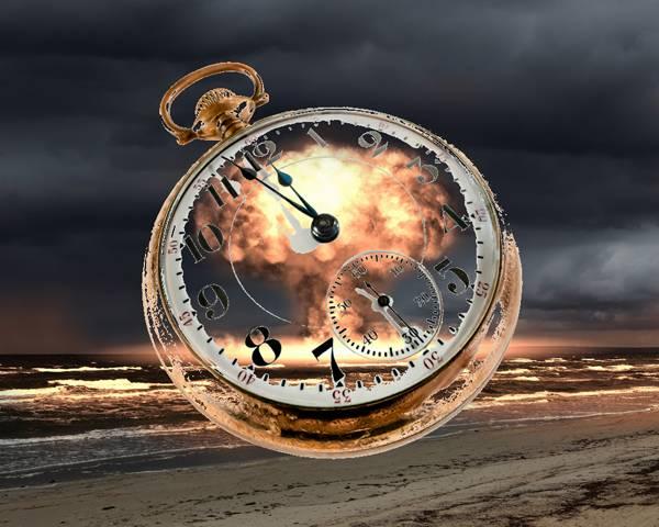 """Combien reste-t-il jusqu'à """"minuit nucléaire""""?"""