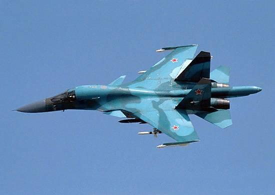 Штурман рассказал о моменте столкновения Су-34