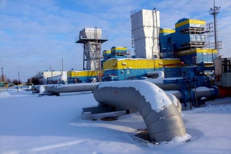 Kiev: la Russie va toujours signer un nouveau contrat de transit de gaz