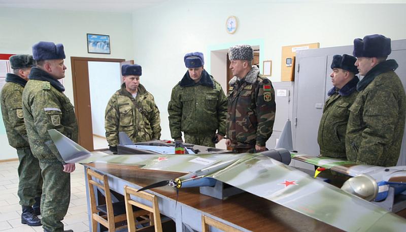 Les forces armées biélorusses ont reçu le complexe aéronautique russe sans pilote