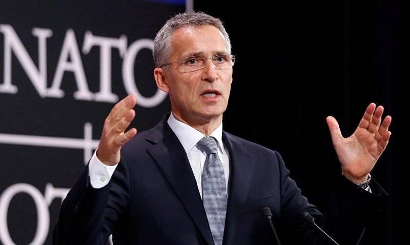 Stoltenberg:INF条約におけるロシアとNATOの立場は完全に反対です