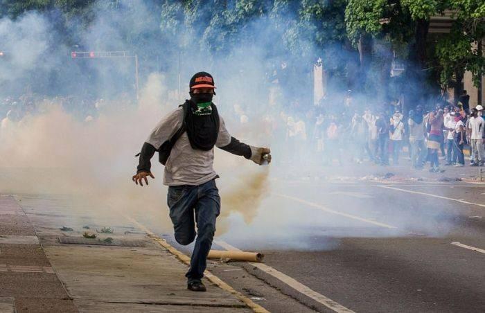 नोटों के अनुसार। वेनेजुएला में तख्तापलट के प्रयास का क्या परिणाम होगा?