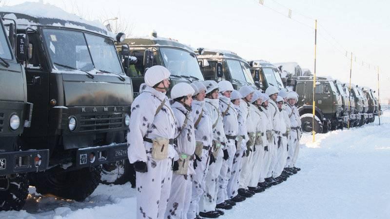 Вторая армия ЦВО поднята по тревоге в условиях аномальных морозов