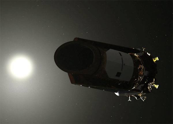러시아에서는 미군 위성의 기동에 대해 이야기했다.