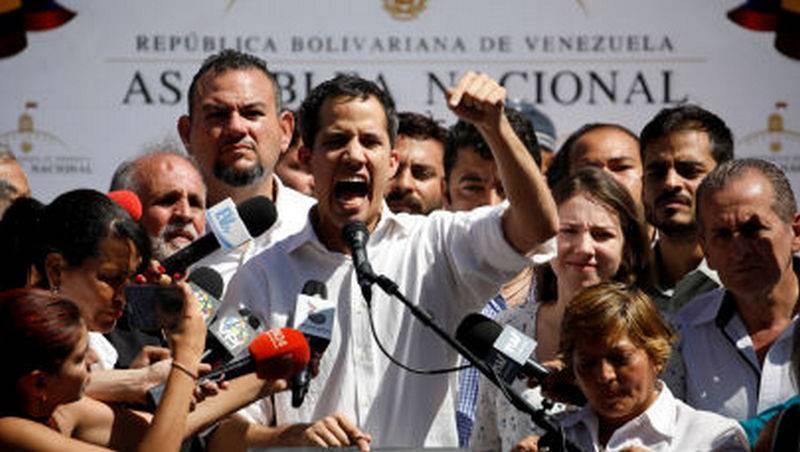 वेनेजुएला के राष्ट्रपति के रूप में जुआन गुआदो को पहचानने के लिए पेरिस और मैड्रिड तैयार हैं