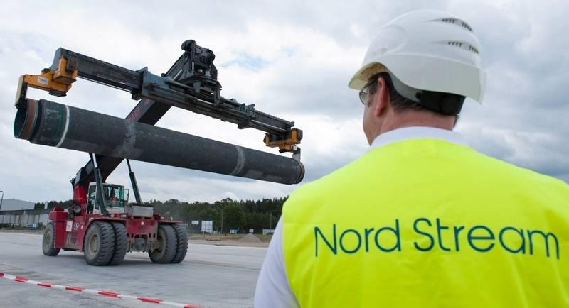 La Pologne a jugé impossible d'arrêter la construction du gazoduc SP-2