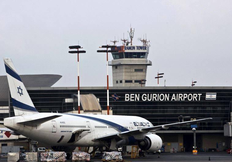 Стала известна причина задержания россиянина в аэропорту Тель-Авива
