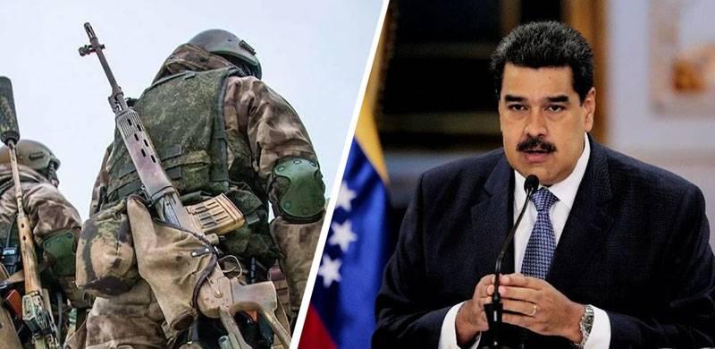 """Peskov a réfuté les déclarations sur """"l'envoi de combattants russes"""" au Venezuela"""