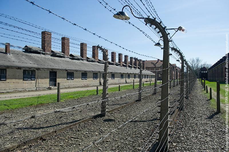 Ambasciatore della Federazione Russa: il ricordo di Auschwitz è un vaccino contro le avventure militari