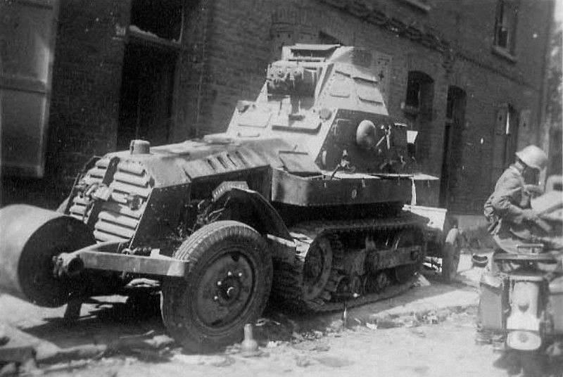 Un altro Lend-Lease. M2A1. Le radici russe del trattore, che divenne un veicolo corazzato per il trasporto di persone
