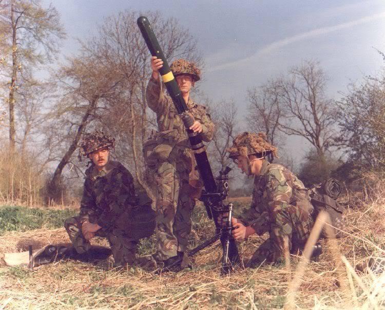 81-мм управляемая мина Merlin