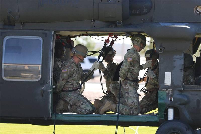 コロンビアはボルトンの5数千の米軍の派遣についての言葉に答えた