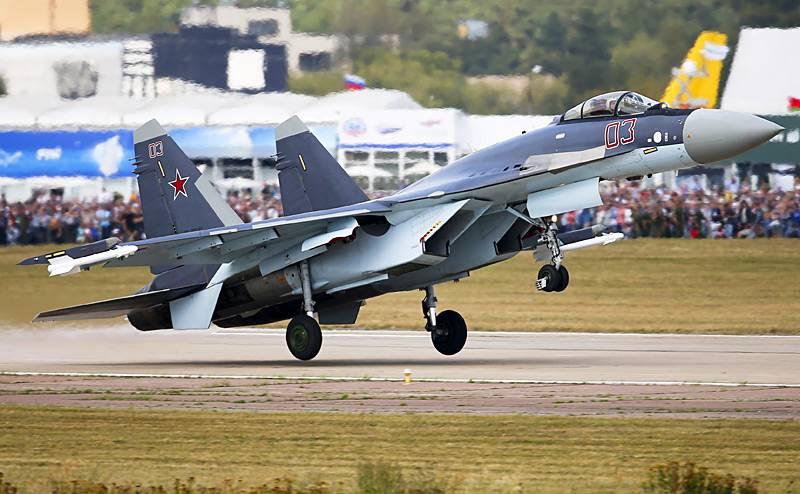 Indonesia tiene problemas con el pago de Su-35 ruso