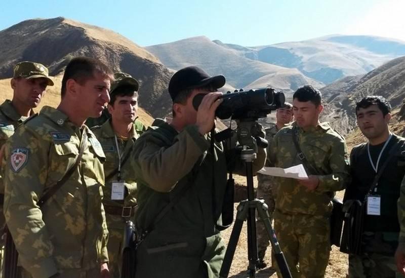 США подарили таджикским пограничникам наземную радарную систему