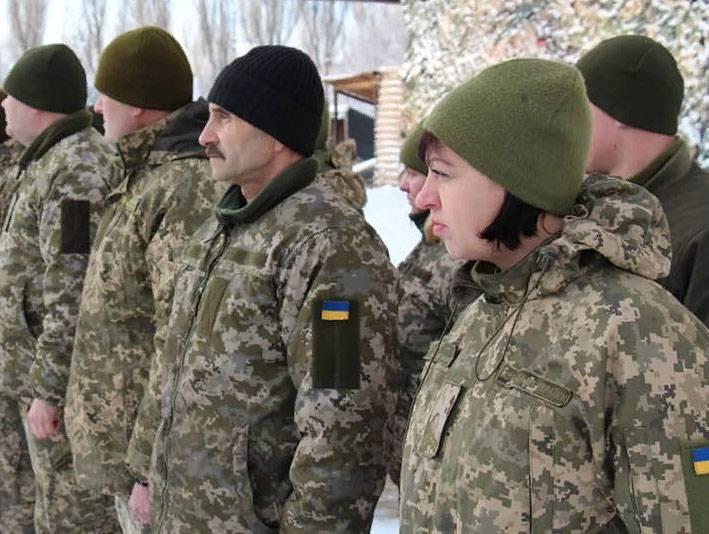 Del batallón preparado por la OTAN, el batallón de la OTAN 15 dejó el porcentaje de la composición.