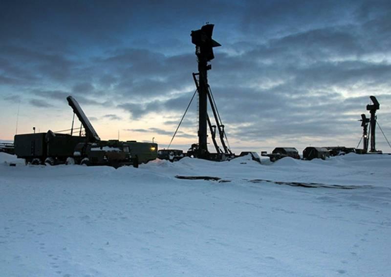 Le ministère de la Défense achève la construction d'une nouvelle base de défense aérienne dans l'Arctique
