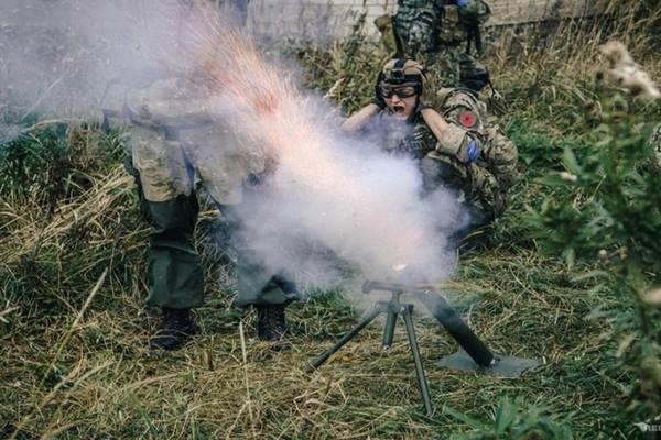 Petr Alekseevich, avez-vous vraiment besoin d'une mitrailleuse?
