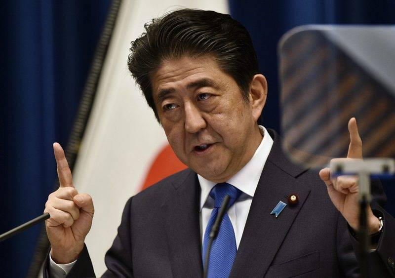 Abe: la soberanía de Japón se extiende a todas las islas Kuriles
