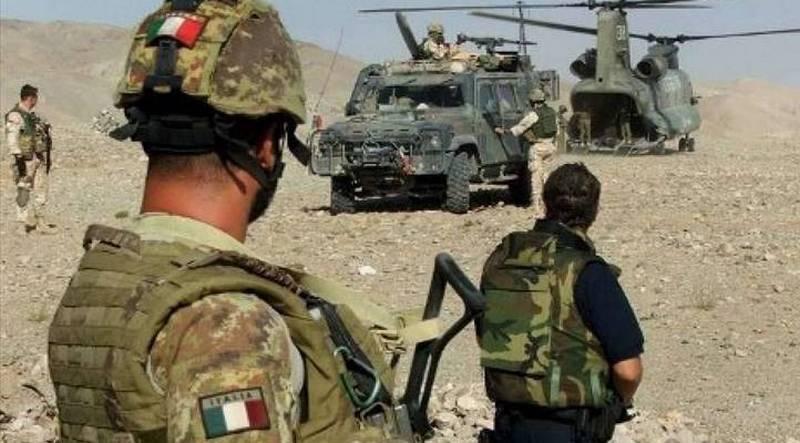 이탈리아, 아프가니스탄에서 병력 철수 계획 발표