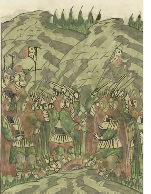 ヤロスラフ皇太子Vsevolodovich。 2の一部 Yuryevichの家で争う